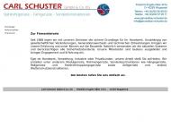 Bild Carl Schuster GmbH & Co.