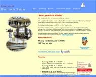 Bild Webseite Warsteiner Restaurant an der Malche Berlin