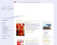 Bild Webseite  Bad Schönborn