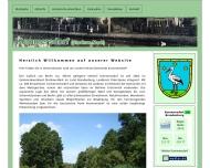 Bild Webseite Ristorante Bardolino Berlin