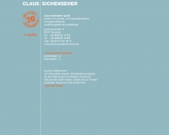 Website Claus Eichenseher