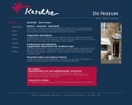 Bild Webseite Kaschke die Friseure Aachen