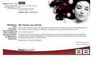 Bild Haarscharf Salon Inh. Heidrun Fritze Friseur, Nagelstudio, Fußplege und Kosmetik