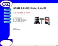 Bild Grote & Blohm GmbH & Co. KG
