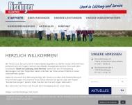 Elektro Riedinger - Startseite