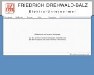 Bild Friedrich Drehwald-Balz