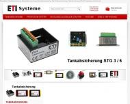 ETI Systeme - Alarm gegen Dieselklau - Tank?berwachung