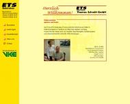 Bild Elektro ETS-Elektrobau Thomas Schmitt GmbH