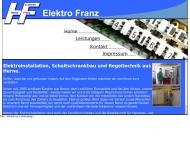 Bild Franz Heinz Elektromeister