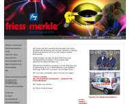 Bild Elektroanlagen GmbH friess + merkle