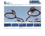 Website Gabriel Elektrotechnik