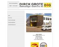 Bild GROTE Dirck Elektroanlagen GmbH & Co. KG