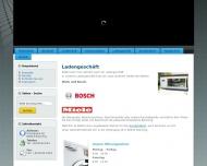 Website Korn Werner Elektroinstallation