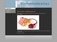Bild Ryszard Kotala Elektroinstallationen