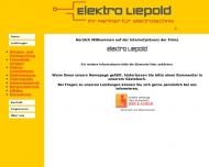 Bild Liepold Klaus Elektroinstallation