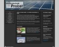 Bild Webseite  Heek