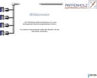 Bild Paffenholz Elektroinstallation e.K