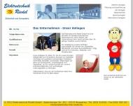 Bild Elektrotechnik Riedel GmbH