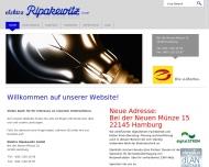 Website Elektro-Ripakewitz