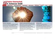 Bild Schwarzer GmbH Elektro