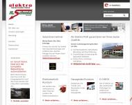 Bild Webseite  Markt Wald