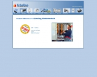 Website Scholing Hermann Elektrotechnik