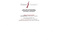 Bild Elektro Trossbach GmbH