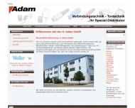 Bild H. Adam GmbH Verbindungstechnik