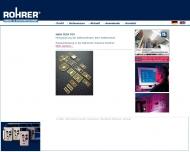 Bild Rohrer GmbH
