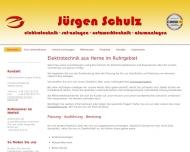 Ihr Elektronikexperte Elekrotechnik J?rgen Schulz - Startseite