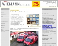 Website Elektro Wilhelm Wiemann