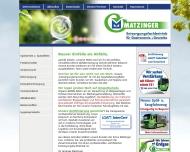 Bild Matzinger Andreas Entsorgungsfachbetrieb
