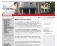 Gesundheitszentrum St. Willehad Wilhelmshaven Gesundheitszentrum