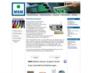 Bild MSM-Markier-Sensor-Syst.GmbH