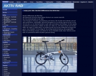 Website Aktiv-Rad