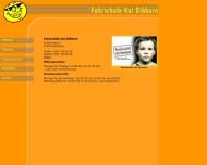Bild Webseite Dibbern Hamburg