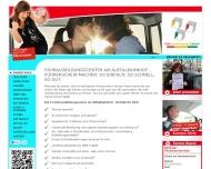 Bild Webseite Fahrschule Karlsruhe Karlsruhe