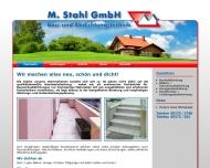 M. Stahl GmbH Startseite