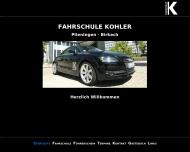 Bild Kohler Inh. Armin Klaiber Fahrschule