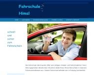 fahrschule-himsl.de steht zum Verkauf