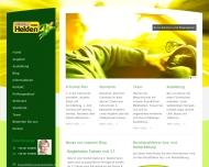 Bild Webseite Fahrschule von Helden Aachen