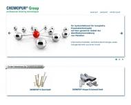 Bild Chemopur H. Brand Gesellschaft mit beschränkter Haftung Chemische Fabrik