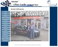 Bild Lucht Claus Fahrschule
