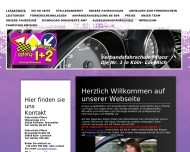 Bild Webseite Kreische Michael Fahrschule Köln