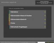 Bild Webseite Sauder Frank Hamburg