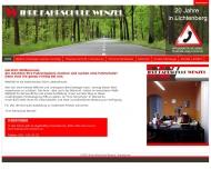 Bild Webseite Wenzel Wolfgang Fahrschule Berlin