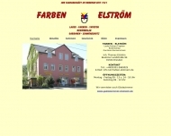 Website Elström Thomas FarbenHdl.