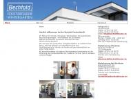Bild Webseite  Kronau
