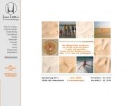 Bild Webseite Haus Häßler Ferienwohnungen Sylt-Ost