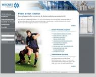 Bild Webseite Wagner & Müller Aachen
